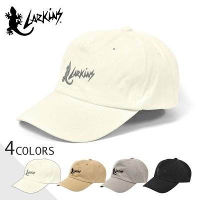 キャップ 帽子 レディース おしゃれ/LARKiNS ラーキンス/コットン ウレタンプリント ローキャップ