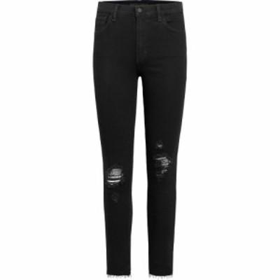ジョーズジーンズ Joes Jeans レディース ジーンズ・デニム ボトムス・パンツ Charlie Ankle w/ Cut Hem in Obsidian Obsidian