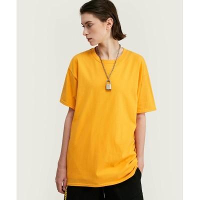SHIFFON / INFLATION(インフレーション)クルーネックTシャツ MEN トップス > Tシャツ/カットソー