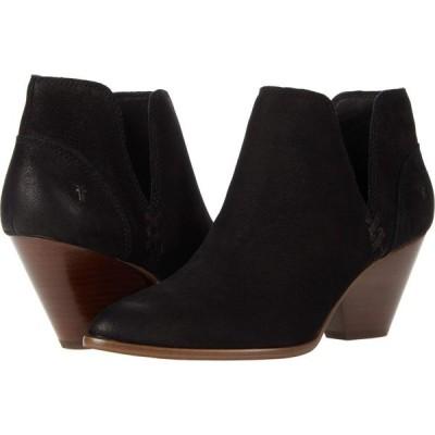 フライ Frye レディース ブーツ シューズ・靴 Reina Cutout Bootie Black