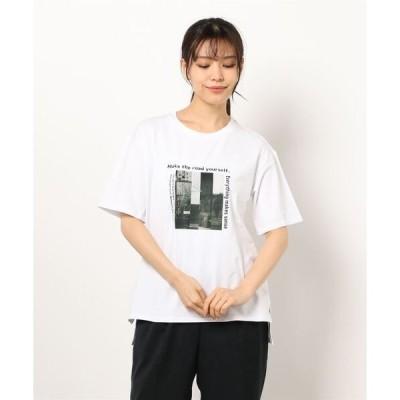tシャツ Tシャツ 前面プリントTシャツ