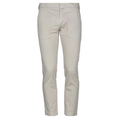 アントレ アミ ENTRE AMIS パンツ ライトグレー 36 コットン 98% / ポリウレタン 2% パンツ