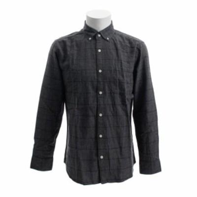 ACPG(ACPG)ボタンダウン ネルシャツ 871PA8CG3346CGRY オンライン価格 (Men's)
