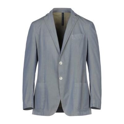 TOMBOLINI DREAM テーラードジャケット ライトグレー 48 コットン 61% / ポリエステル 39% テーラードジャケット