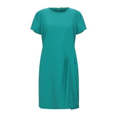 ANNA RACHELE ミニワンピース&ドレス ライトグリーン 44 ポリエステル 95% / ポリウレタン 5% ミニワンピース&ドレス