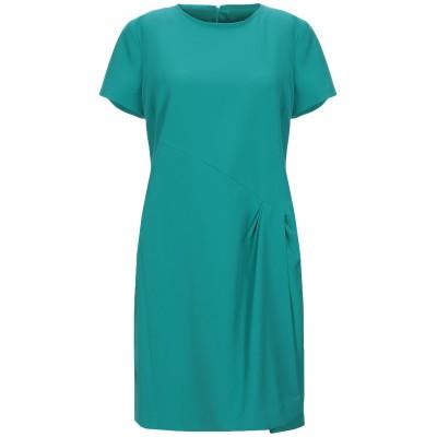 ANNA RACHELE ミニワンピース&ドレス ライトグリーン 42 ポリエステル 95% / ポリウレタン 5% ミニワンピース&ドレス