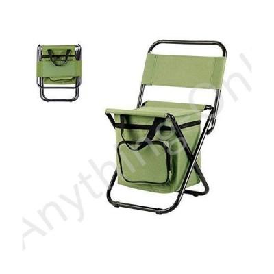 新品 アウトドア折りたたみ椅子 釣り椅子 ポータブルキャンプスツール 折りたたみ式 2層オックスフォード生