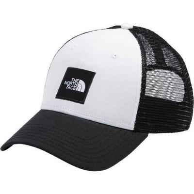 ノースフェイス メンズ 帽子 アクセサリー The North Face Men's Box Logo Trucker Hat