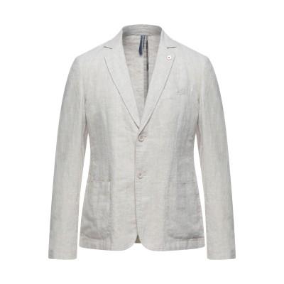 SSEINSE テーラードジャケット ベージュ 44 リネン 100% テーラードジャケット