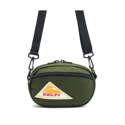 (KELTY/ケルティ)【日本正規品】ケルティ KELTY OVAL SHOULDER S ショルダーバッグ 2592046/ユニセックス オリーブ系1