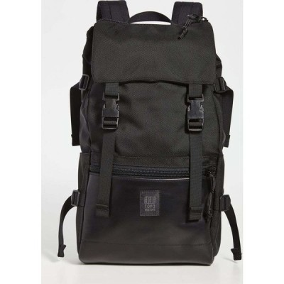 トポ デザイン Topo Designs メンズ バックパック・リュック バッグ rover pack Black