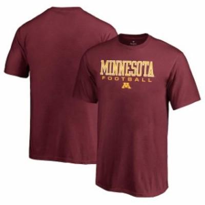 Fanatics Branded ファナティクス ブランド スポーツ用品  Fanatics Branded Minnesota Golden Gophers Youth Maroon True Sport Footbal