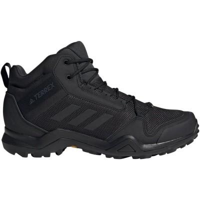 アディダス adidas メンズ ハイキング・登山 シューズ・靴 Outdoor AX3 Mid GTX Hiking Shoes Black/Black/Carbon