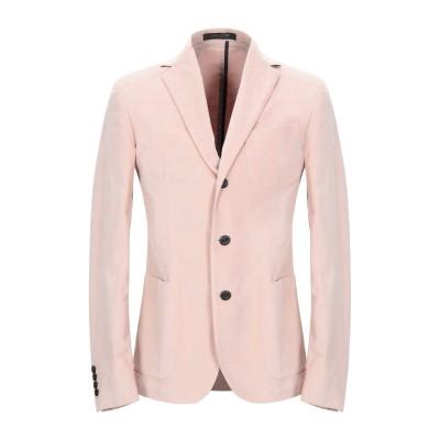 メッサジェリエ MESSAGERIE テーラードジャケット ピンク 50 コットン 98% / ポリウレタン 2% テーラードジャケット