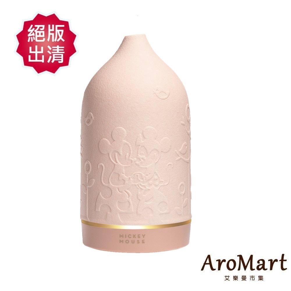Aroma Genie - CASA 超音波香氛水氧機 - (米奇系列 甜蜜花園/ 粉)