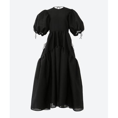 <CECILIE BAHNSEN(Women)/セシリー バンセン> ドレス BLACK【三越伊勢丹/公式】