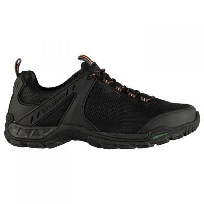 カリマー Karrimor メンズ ランニング・ウォーキング シューズ・靴 Newton Walking Shoes Black