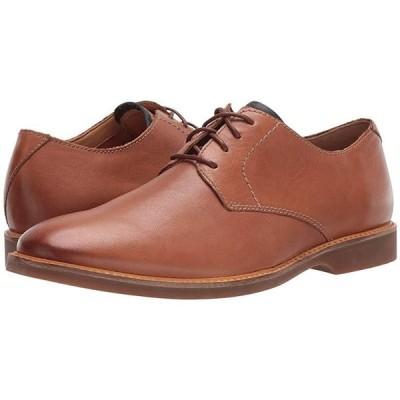 クラークス Atticus Lace メンズ オックスフォード Tan Leather 1