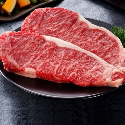 かごしま黒豚と鹿児島県産黒毛和牛ステーキセット