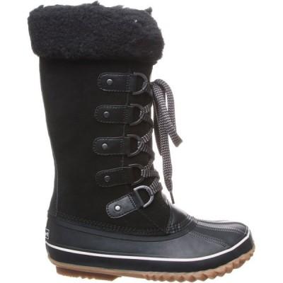 ベアパウ BEARPAW レディース ブーツ ウインターブーツ シューズ・靴 Denali 200g Waterproof Winter Boots Black