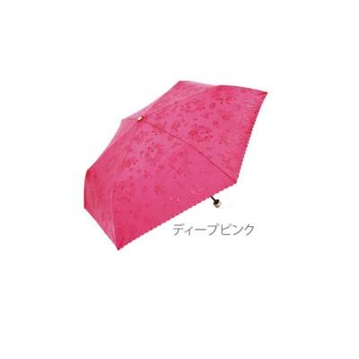 (BACKYARD/バックヤード)サントス santos #JK-86 折リタタミ傘 ローズ/レディース ピンク