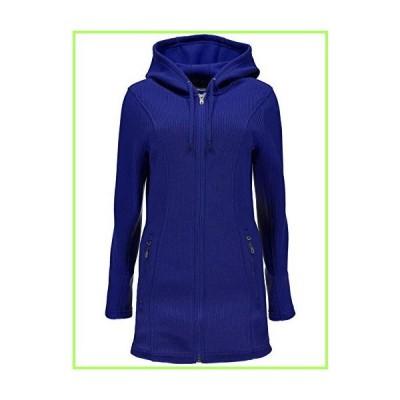 Spyder Women's Endure Long Full Zip Mid Wt Stryke Jacket, Blue My Mind, Small【並行輸入品】