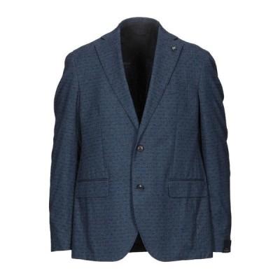 SARTORIA LATORRE テーラードジャケット ファッション  メンズファッション  ジャケット  テーラード、ブレザー ブルーグレー