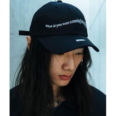 WESTSEA / 【MACK BARRY】ストラップキャップ MEN 帽子 > キャップ