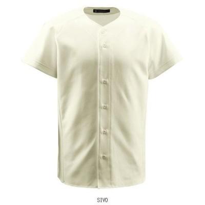 デサント DESCENTE フルオープンシャツ JDB1011 野球ユニフォームシャツ・M
