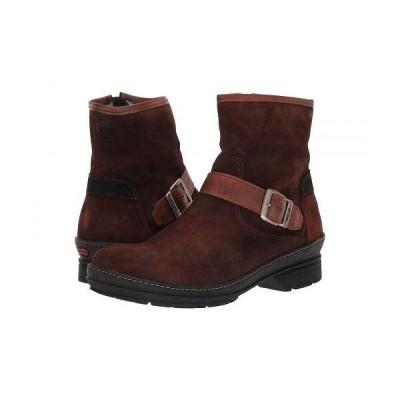 Wolky ウォーキー レディース 女性用 シューズ 靴 ブーツ アンクル ショートブーツ Nitra Waterproof - Tobacco