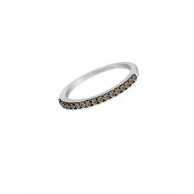 ルヴィアン レディース ジュエリー Le Vian Chocolatier Diamond & 14K White Gold Ring