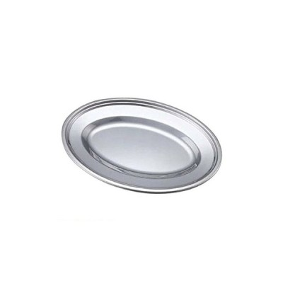 エコクリーン IKD18-8 小判皿 10インチ