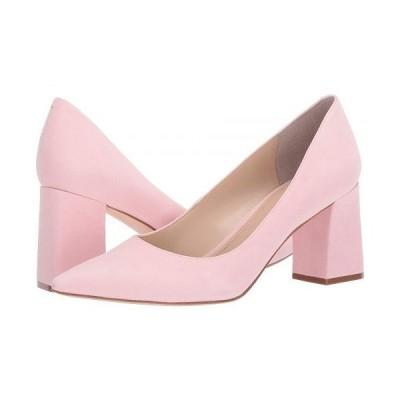 Marc Fisher LTD マークフィッシャーリミテッド レディース 女性用 シューズ 靴 ヒール Zala Pump - Light Pink Suede 2