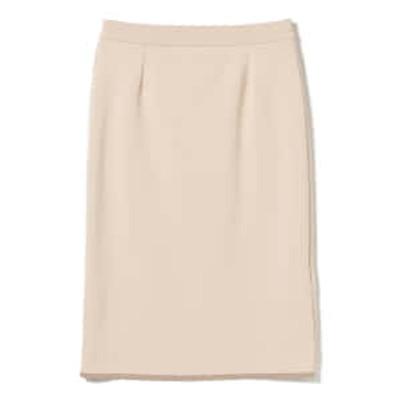 【アウトレット】Demi-Luxe BEAMS / ミラノリブ コンビ スカート