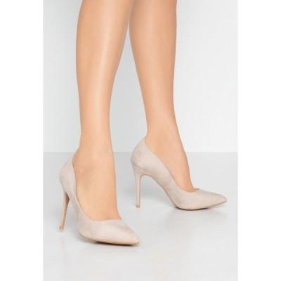 アンナフィールド ヒール レディース シューズ High heels - taupe