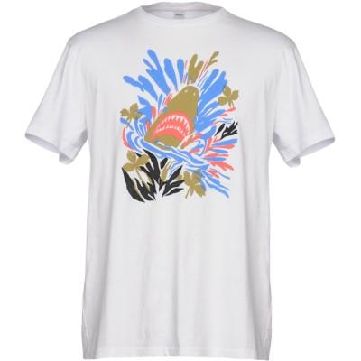 アスペジ ASPESI T シャツ ホワイト XXL コットン 100% T シャツ