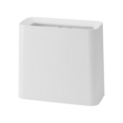 イデアコ ゴミ箱 チューブラー ハイグランデ ホワイト 11.5L