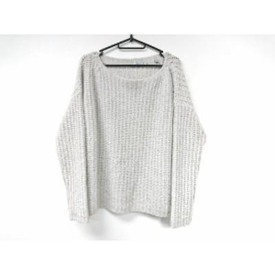 ヴィンス VINCE 長袖セーター サイズS レディース 美品 ベージュ【中古】20200710