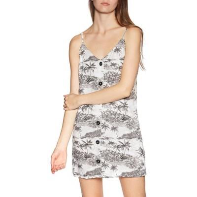 ボルコム Volcom レディース ワンピース ワンピース・ドレス vacay me dress Star White