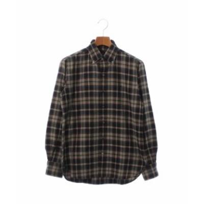 SCYE BASICS サイベーシックス カジュアルシャツ メンズ