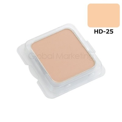 シャレナ HD(ハイデフ)化粧品 パウダリィファンデーション レフィール 13g HD-25 MYS13-027115