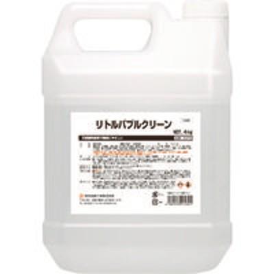 鈴木油脂工業鈴木油脂工業 SYK リトルバブルクリーン 4kg S-2772 1個(4000g) 760-6419(直送品)