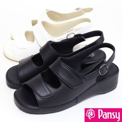Pansy パンジーオフィス レディス オフィスサンダル BB5303 婦人用