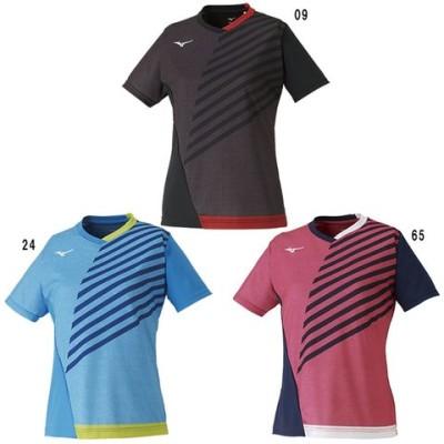 ミズノ 卓球 ゲームシャツ(ウィメンズ) 82JA0202 レディース 2020SS テーブルテニス ゆうパケット(メール便)対応