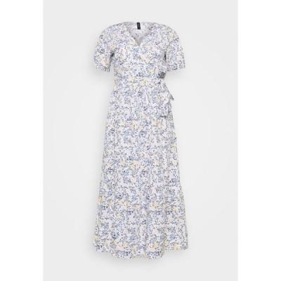 ヤス ワンピース レディース トップス YASFIELDA LONG DRESS  - Day dress - white