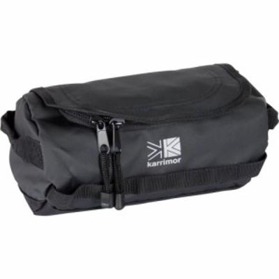 カリマー Karrimor レディース ポーチ Wash Bag Black