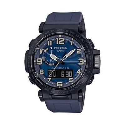 [カシオ] 腕時計 プロトレック NAVY BLUE SERIES PRW-6600Y-2JF メンズ ブルー