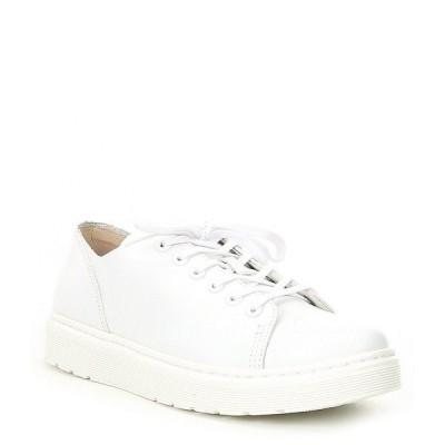 ドクターマーチン メンズ スニーカー シューズ Men's Dante Leather Sneaker White