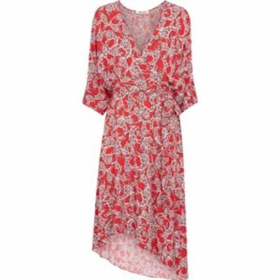 ダイアン フォン ファステンバーグ Diane von Furstenberg レディース ワンピース ラップドレス ワンピース・ドレス eloise printed wrap