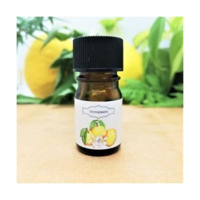 和精油  日向夏 5ml(国産 エッセンシャルオイル・精油 ・アロマオイル 食品添加物/天然香料)